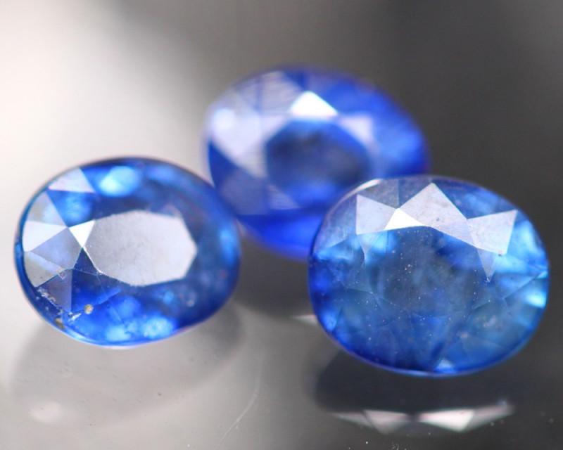 Sapphire 2.90Ct Natural Blue Sapphire  AF0475