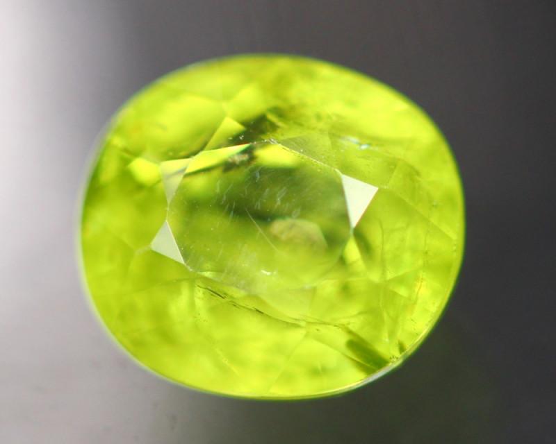 Grossular Garnet 2.24Ct Natural Green Garnet AF0484