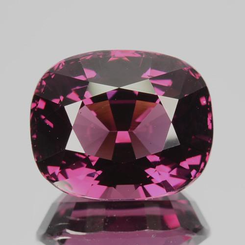 8.75 Cts Natural Pink Rhodolite Garnet Oval Africa Gem