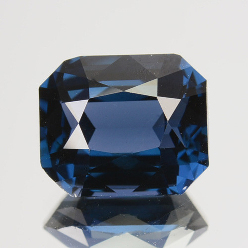 2.53 Cts Attractive Natural Rare Cobalt Blue Spinel Srilanka