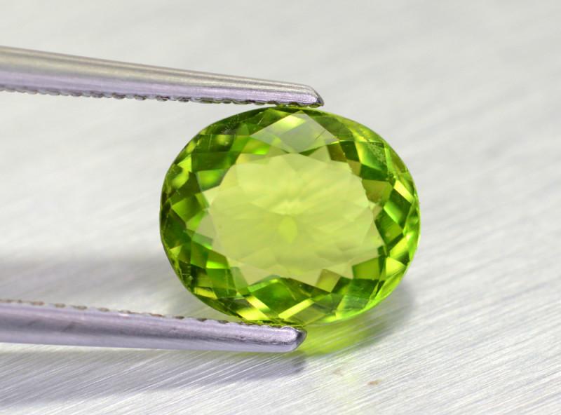 2.65 CT Natural Peridot Gemstone From Pakistan