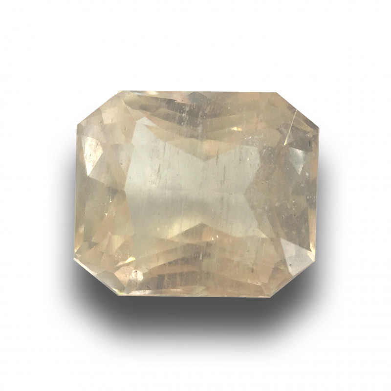 Natural Unheated Yellow Sapphire |Loose Gemstone|New| Sri Lanka