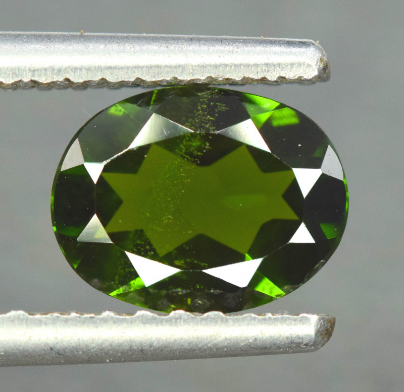 1.70 CTS NATURAL UNHEAT GENUINE LUSTROUS CHROME DIOPSIDE