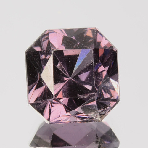 2.94 Cts Natural Purple Pink Spinel Square Burma