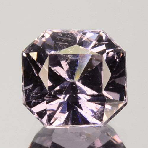 2.16 Cts Natural Purple Blue Spinel Square Burma