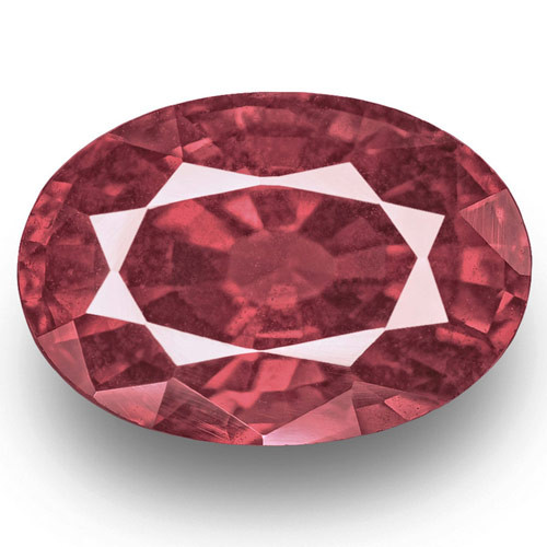IGI Certified Madagascar Pink Sapphire, 5.47 Carats, Rich Brownish Pink