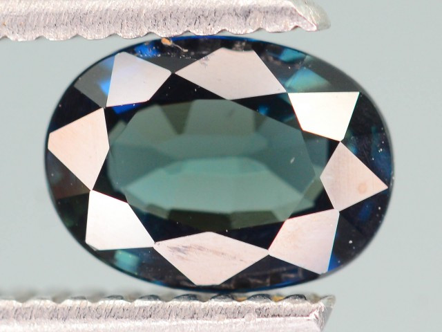 1.24 ct Natural Unheated Blue Sapphire