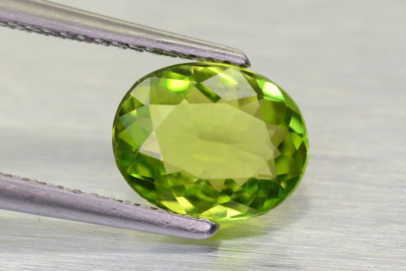 2.10  CT Natural Peridot Gemstone From Pakistan