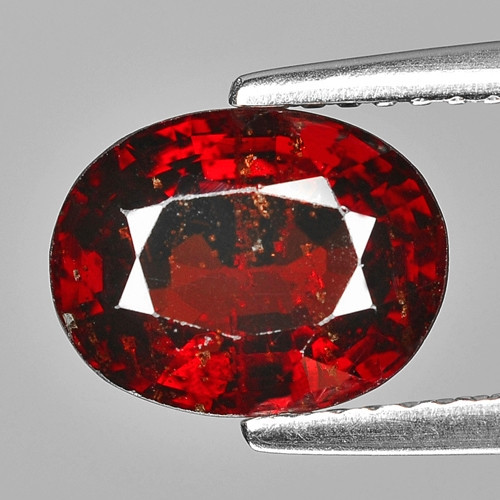 2.74 Cts Unheated Red Spinel (Mogok, Burma) SR7