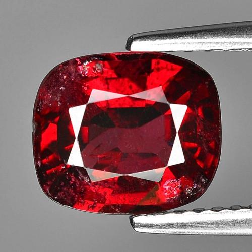 2.18 Cts Unheated Red Spinel (Mogok, Burma) SR25