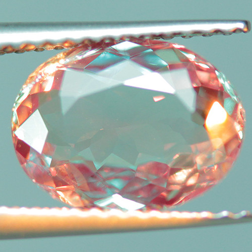 2.49 CT GIA Certified Alexandrite Gemstone !!! Extremely Rare AAA COLOR CHA