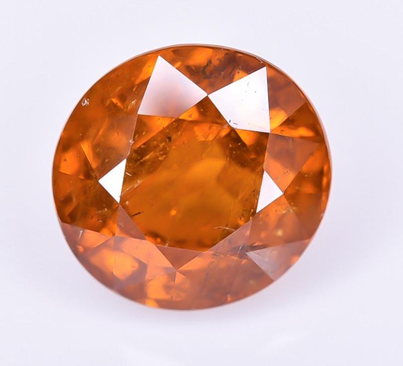 6.51 Crt Spessartite Garnet Faceted Gemstone RKS 05