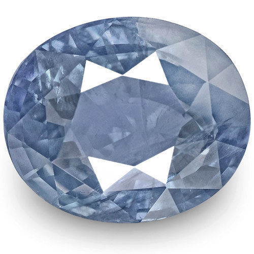 GIA Certified Sri Lanka Blue Sapphire, 9.07 Carats, Velvety Intense Blue