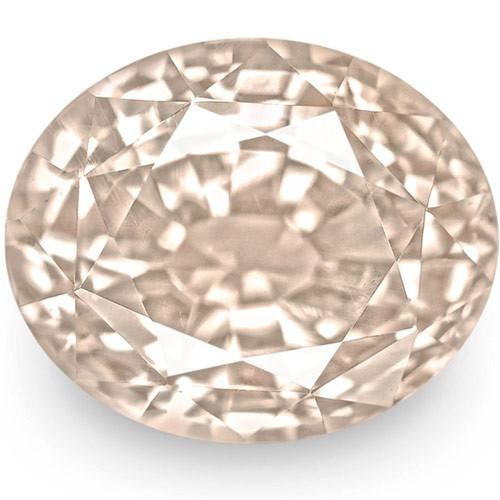 IGI Certified Sri Lanka Padparadscha Sapphire, 1.70 Carats, Oval