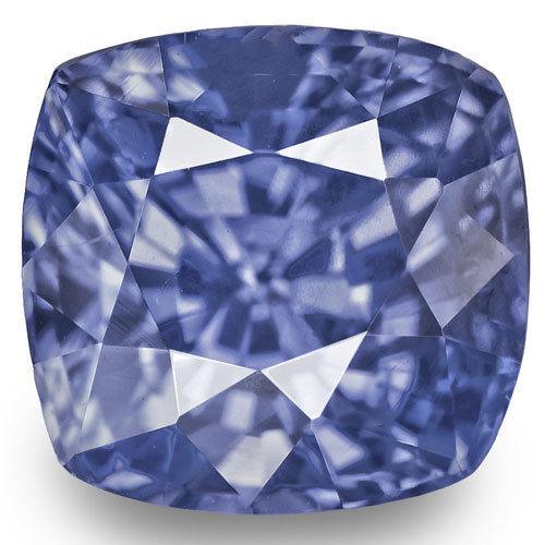 GIA Certified Sri Lanka Blue Sapphire, 5.00 Carats, Lustrous Intense Blue