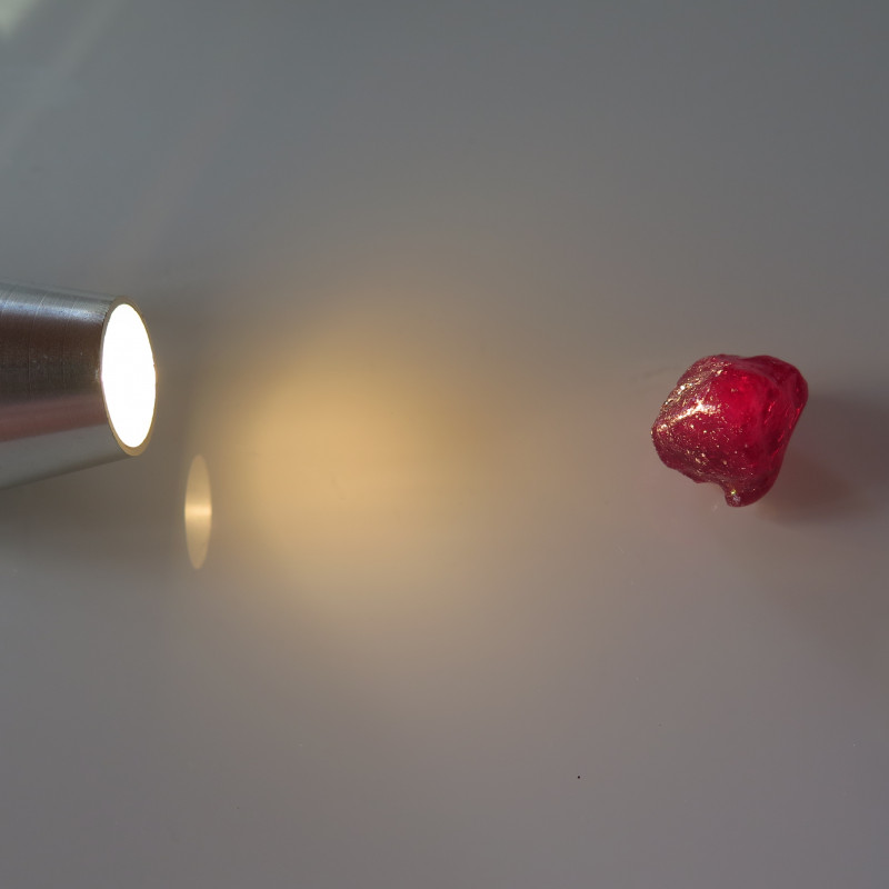 NEW ARRIVAL BIG NATURAL ROUGH CUTABLE RUBY 51cts