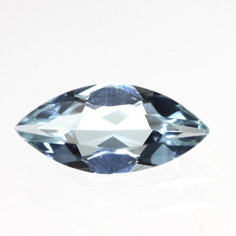 1.97cts Natural Aquamarine Marquise Cut