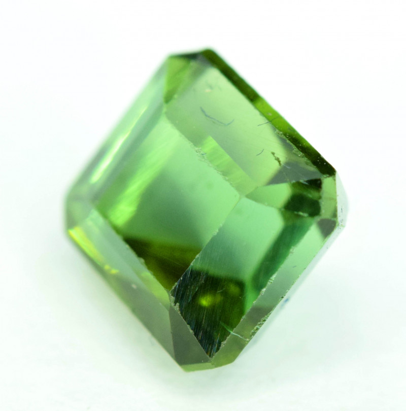 1.60 CT Top Grade Mint Green Color Natural Tourmaline Gemstone
