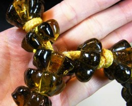 SOLOMONS PRAYERS BEADS 2105 CARATS ST 41