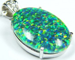 FASHIONMAN MADE  OPAL PENDANT  MYJA 943