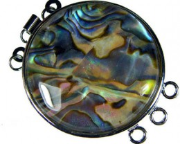 ABALONE SHELL PENDANT/BRACELET/BEAD 65.3 CTS [AS42]