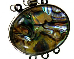 ABALONE SHELL PENDANT/BRACELET/BEAD 50.1 CTS [AS60]