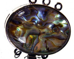 ABALONE SHELL PENDANT/BRACELET/BEAD 51.3 CTS [AS74]