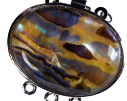 ABALONE SHELL PENDANT/BRACELET/BEAD 53.1 CTS [AS9]