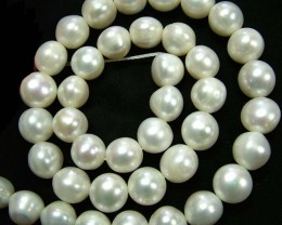 STUNNING PEARL STRAND  -LARGE 10 MM   273.65 CTS [SJ664]