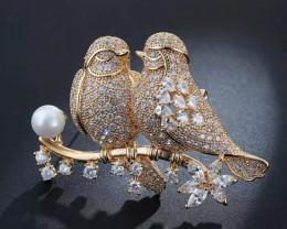 Amazing brooch Vintage Jewelry