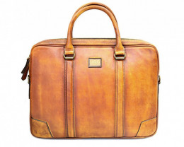 COEW LEATHER BRIEFCASE #CHEST