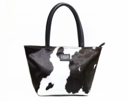 ORIGINAL CALF LEATHER HANDBAG #