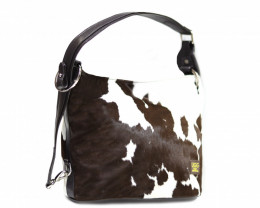 ORIGINAL CALF SHOULDER BAG #choco