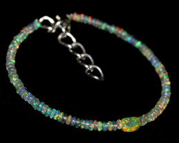 8 Crts Natural Ethiopian Welo Opal Bracelet 1