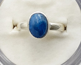 Natural Appetite 925 Silver Ring