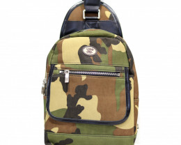 GENUINE COW LEATHER AND PU BACKPACK