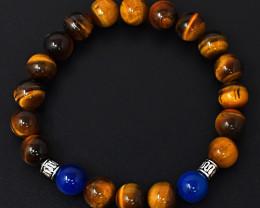 Tiger Eye Stretchable Bracelet