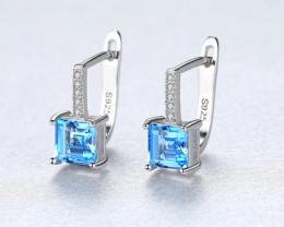 Silver 925 Quailty Classy Fashion Earrings  code CCC 1659