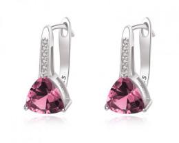 Silver 925 Quailty Classy Fashion Earrings  code CCC 1661