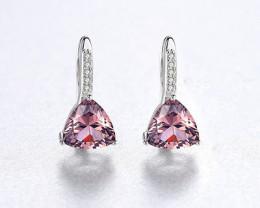 Silver 925 Quailty Classy Fashion Earrings  code CCC 1662