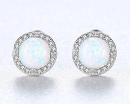 Silver 925 Quailty Classy Fashion Earrings  code CCC 1671