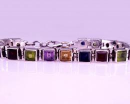 Natural Mix Stone Bracelet