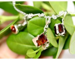 Natural Baltic Amber Jewellery Set code GI 1446