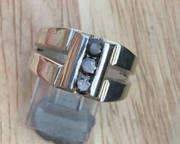 Natural Diamond Ring TCW  0.48