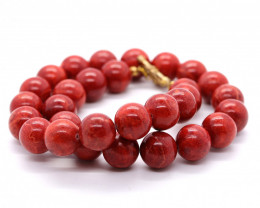 NATURAL MULTI BEADS NECKLACE