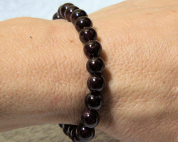 113.5 Total Carat Weight Garnet Bracelet - Gorgeous