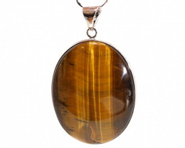 Tiger Eye Fashion Pendent JP15