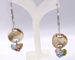 Crystal Fashion earring JE06