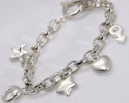925  STERLING SILVER  Fashion Bracelet CB2