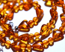 Beautiful Baltic Amber Necklace  code CCC2939